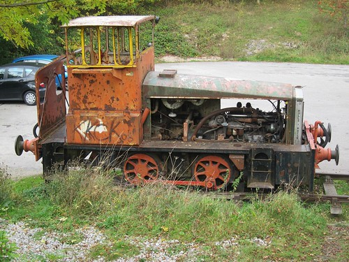 Old Shunter