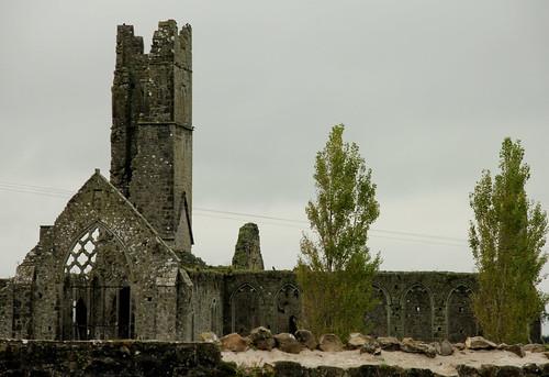 kilmallock ireland limerick church building architecture ruins dominican friary
