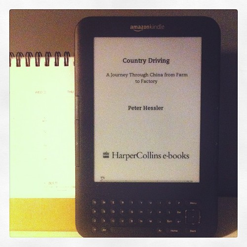 Country Driving, the Book