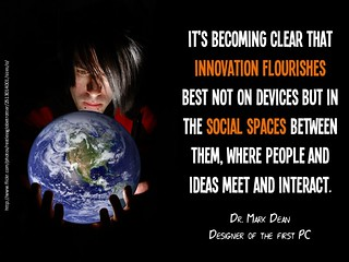 Innovation in Social Spaces
