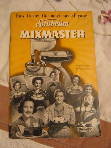 Sunbeam Mixmaster 1942