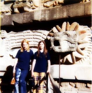 me and Trish
