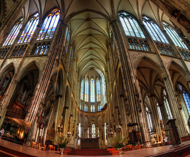 Cologne Cathedral - Flickr CC chop1n