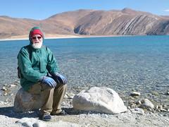 Ladakh: Pangong lake