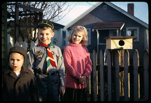 Kodachrome Kids by Michael Mitchener