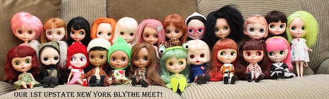 Blythe meet