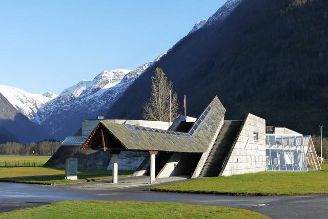 Norsk bremuseum i Fjærland