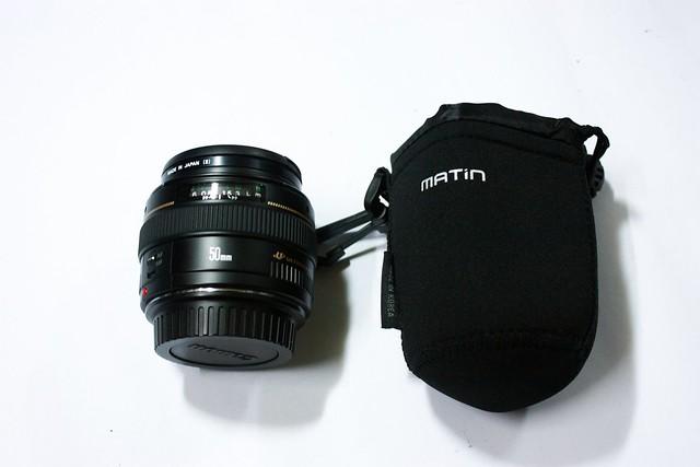 Phụ kiện DSLR: túi đựng filter, đựng lens, cap trước sau, tripod mini, bút lau lens! - 28