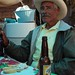 Fiesta Guadalupana - Party for the Festival of the Virgin of Guadalupe, Nieves Ixpantepec, Oaxaca, Mexico por Lon&Queta