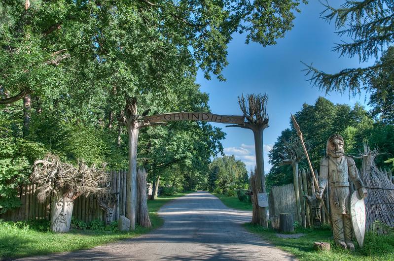 Entrance to Galindia