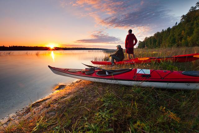 Government Island Sunrise