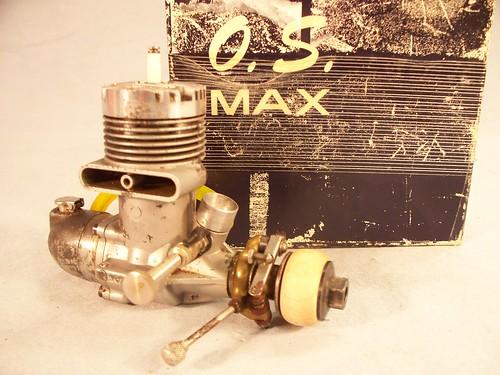 Otto Bernhardt TD 15 Special Ignition engine 6301050050_82980cb7d2