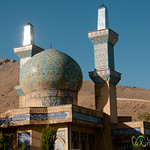 Roadside Mosque - Iran