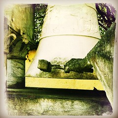 For whom the bell tolls #cemetery