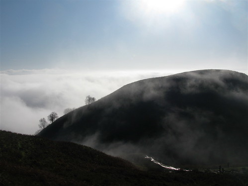 mist on Conic Hill