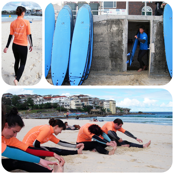 Getting started @Let's go surfing
