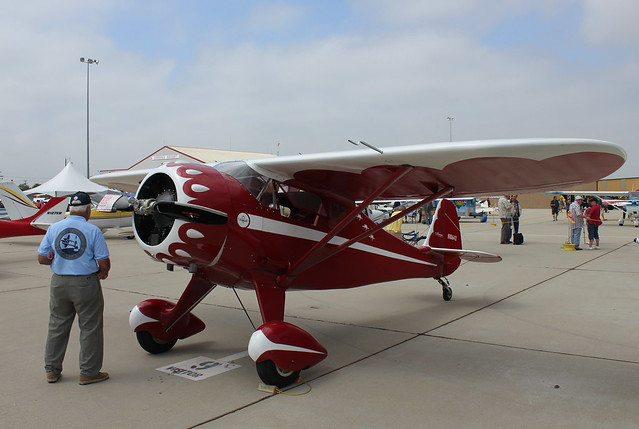 A Very Cool And Rare 1933 Monocoupe 110