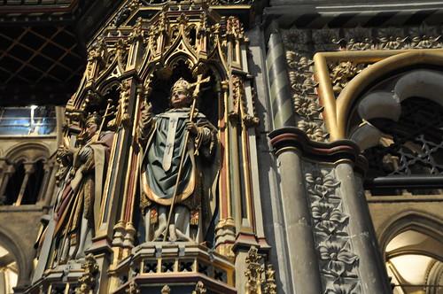 Visite de la Cathédrale de Canterbury