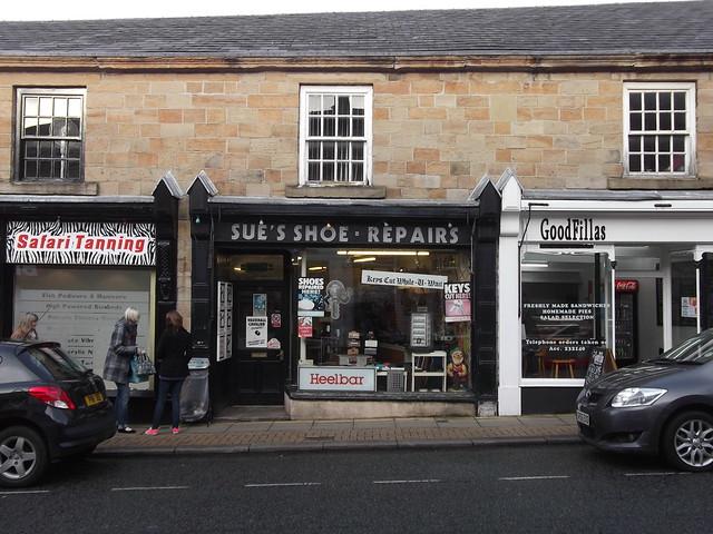 Shoe Repairs In Accrington