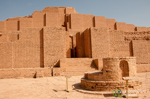 ancienthistory iran unesco ziggurat ahwaz ahvaz khuzestan archeologicalsite elamite iranianhistory dna2iran iranianarcheologicalsite tchoghazabnil