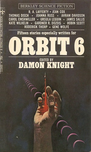 Damon Knight (ed) - Orbit 6 (Berkley)