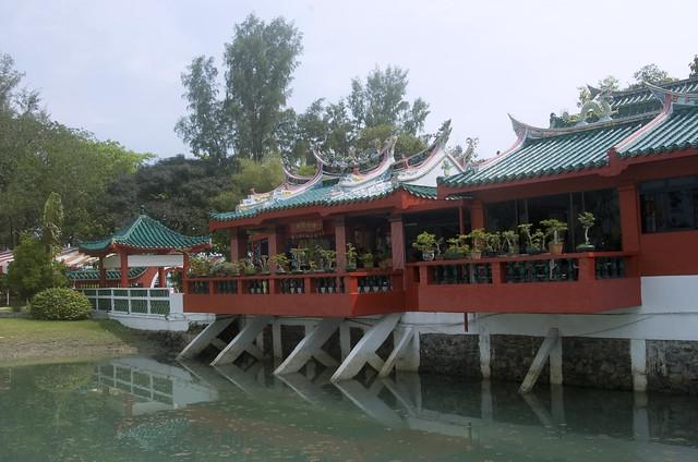 Kusu Island Chinese temple