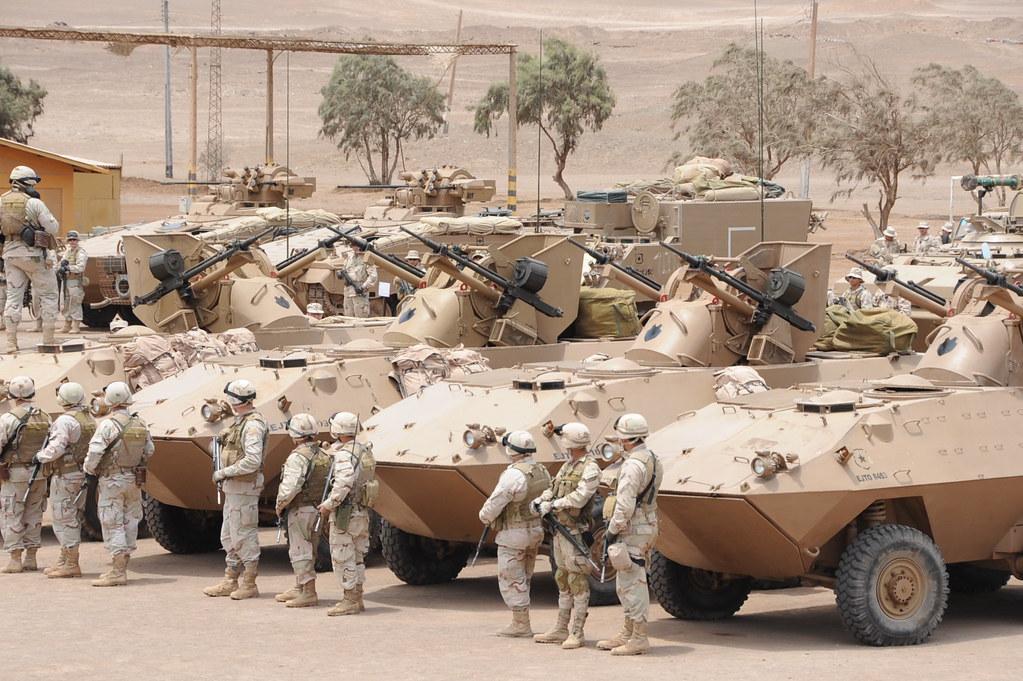Armée Chilienne / Chile's armed forces / Fuerzas Armadas de Chile - Page 8 6349831899_4a2f9f8a78_b