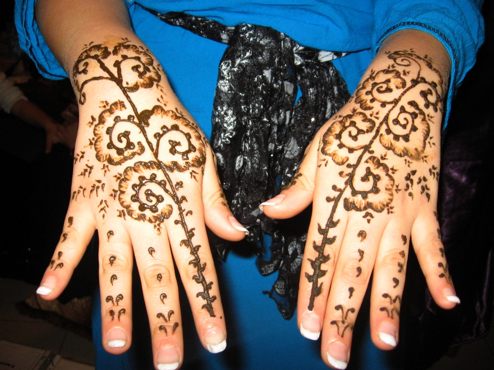 Mehndi Hands Cover Photos : Hd mehndi designs beautiful eid collection for girls best