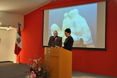 Homenaje a la Humanidad Exposición de escultura de Rafael Guerrero (1934-2005) Abierta al público en el Espacio Mexicano de la Embajada de México en Japón del 11 al 24 de noviembre de 2011