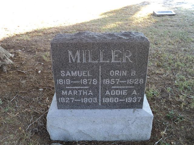 Header of Samuel Miller
