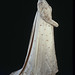 Dolley Madison's Embroidered Gown