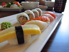 Aijsai - Assorted Sushi Lunch
