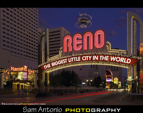 The Biggest Little City in the World gets a Little Hairy by Sam Antonio Photography