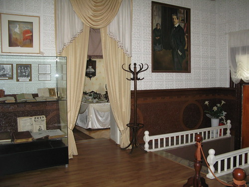 5-1 вестибюль в доме Дягилева