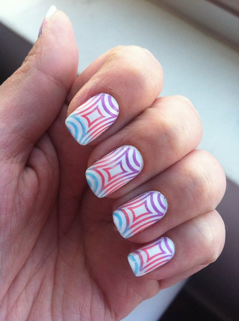 6379218393 8ffd856a05 z Cool nail designs to try out