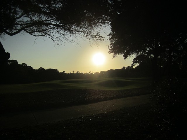 Header of 13th Hole