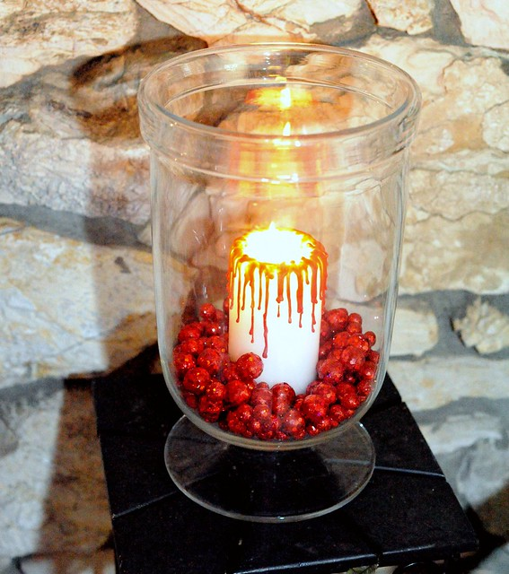 Candle for Breaking Dawn Party