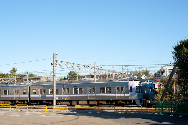 京王電鉄井の頭線 3000系 3028F 26運行代走