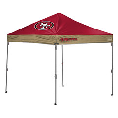 San Francisco 49ers TailGate Canopy/Tent