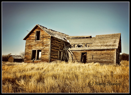 This Old House... by Nancy Hawkins