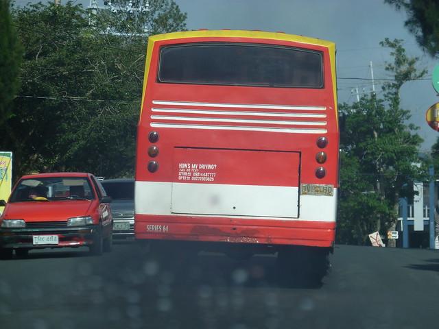 smoking bus - oh my buhay
