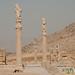 Persepolis Columns and Palace - Iran