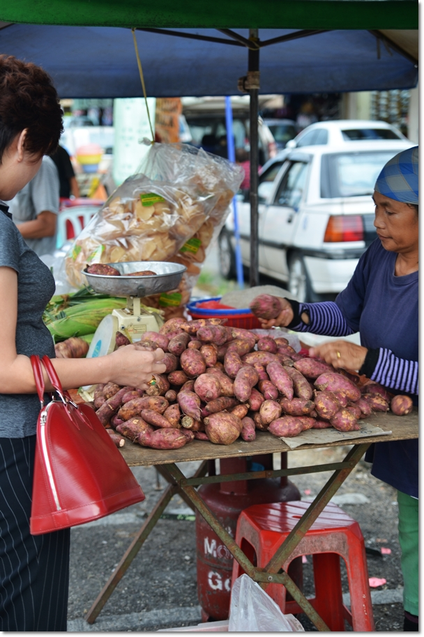 Sweet Potatoes Trader