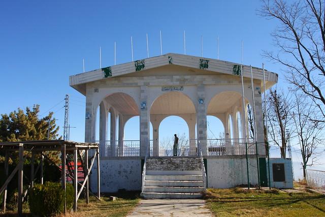 Neela Butt elevation 1750m majestic monument near Dhirkot, AJK, Kashmir