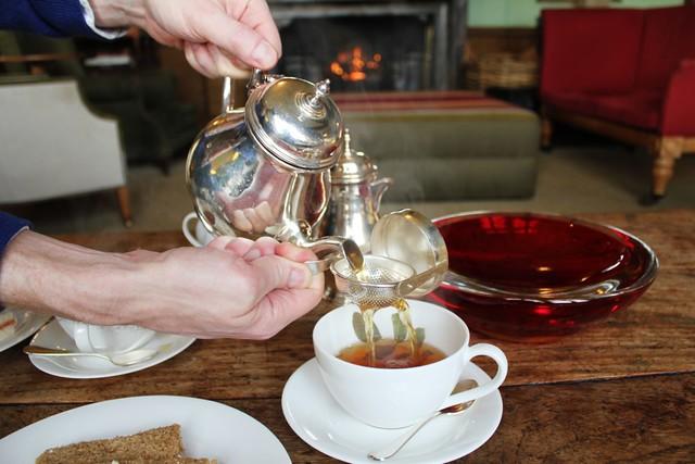 tea @ hotel endsleigh
