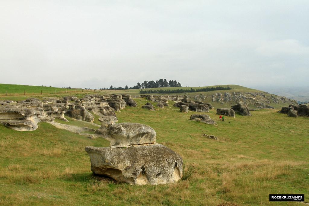 Elephant Rocks, Duntroon