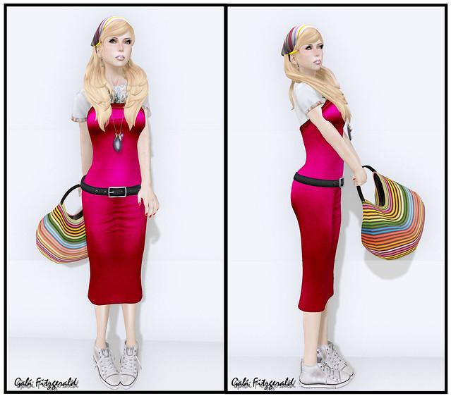 Boom new mesh dress 0