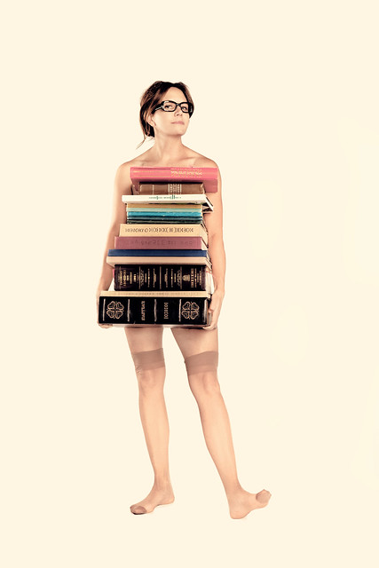 it's always the librarian