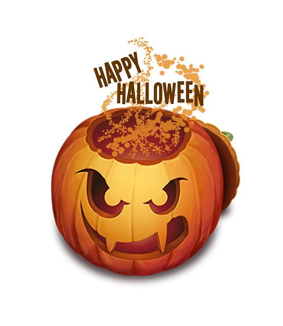 Happy Halloween Logo | Flickr - Photo Sharing!