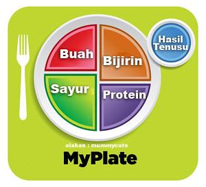 7022777153 42dd1ae631 wordless wednesday : Jom makan mengikut Piramid makanan MyPlate